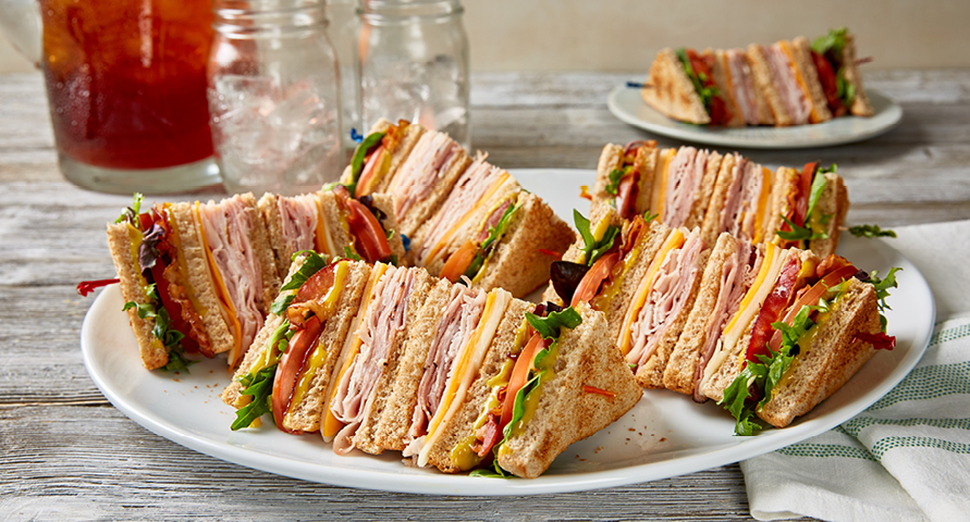 Classic McAlister's Club™ Tray