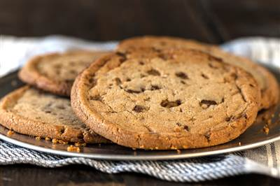 Heath Bar Cookie